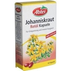 Abtei Johanniskraut Rotoel Preisvergleich