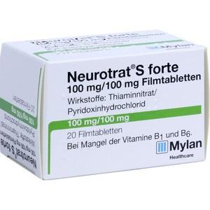 Neurotrat S Forte Preisvergleich