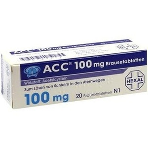 Acc 100 Preisvergleich