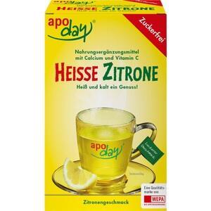 APODAY Heisse Zitrone Vit.C u.Calcium ZF Pulver Preisvergleich