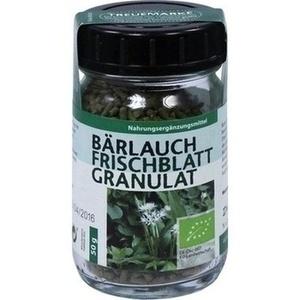 Baerlauch Frischblatt Granulat Preisvergleich