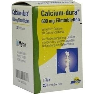 Calcium Dura Preisvergleich