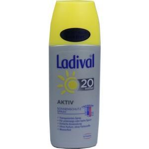 LADIVAL Sonnenschutzspray LSF 20 Preisvergleich