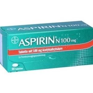 ASPIRIN N 100 mg Tabl. Preisvergleich