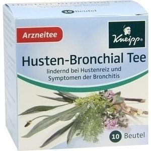 KNEIPP TEE Husten Bronchial Filterbtl. Preisvergleich
