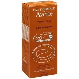 Avene Sunsitive Sonnencreme Spf 20 Preisvergleich