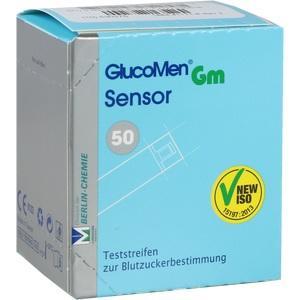 Glucomen Gm Sensor Teststreifen Preisvergleich