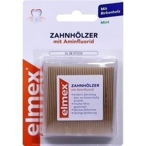 ELMEX Zahnhoelzer Preisvergleich