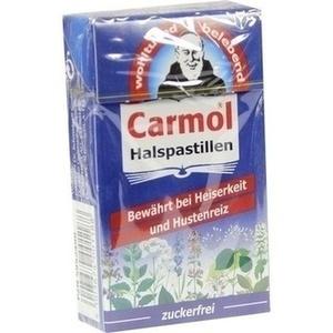 Carmol Halspastillen Preisvergleich