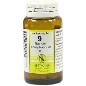 BIOCHEMIE   9 Natrium Phosphoricum Schüßler Salze Nestmann Schüßler Salze Nest Preisvergleich