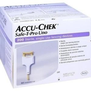 Accu Chek Safe T Pro Uno Ii Lanzetten Preisvergleich