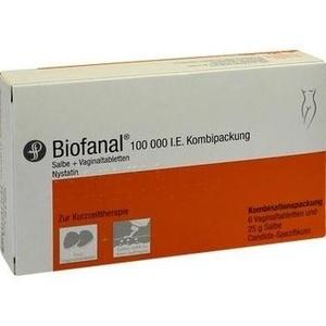 Biofanal 25g Sal+6vta Preisvergleich