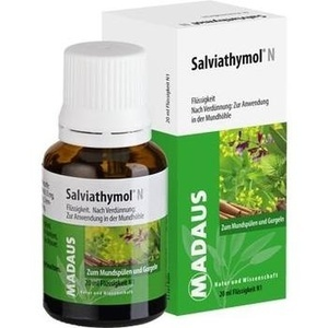 Salviathymol N Preisvergleich