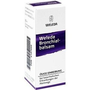 Bronchialbalsam Weleda Preisvergleich
