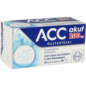 Acc Akut 200 Preisvergleich