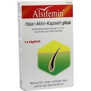 ALSIFEMIN Haar Aktiv Kapseln plus Preisvergleich