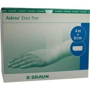 Askina Elast Fine 4mx8cm N Preisvergleich