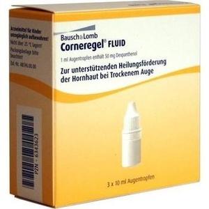 Corneregel Fluid Augentrop