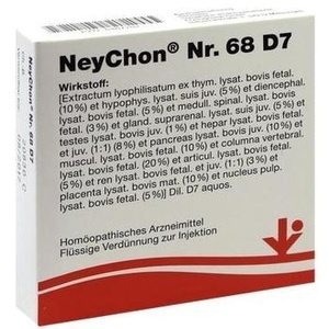 NEYCHON Nr.68 D 7 Amp. Preisvergleich