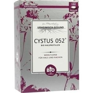 CYSTUS 052 Bio Halspastillen Preisvergleich