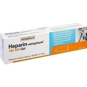 Heparin Ratiopharm 180000 Preisvergleich