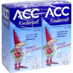 ACC Kindersaft Preisvergleich