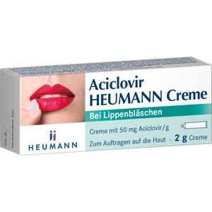 Aciclovir Heumann Creme Preisvergleich