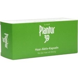 PLANTUR 39 Haar Aktiv Kapseln Preisvergleich