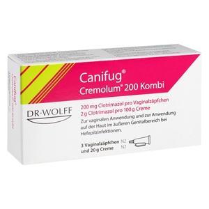 Canifug Cremolum 200 3+20g Preisvergleich