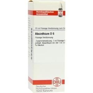 Absinthium D 6 Preisvergleich