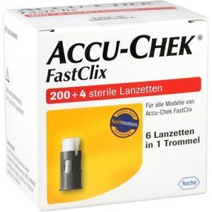 ACCU CHEK Fastclix Lanzetten Preisvergleich
