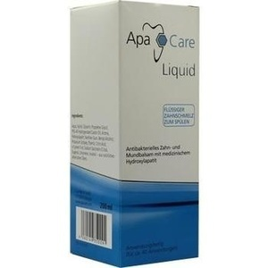 Apacare Liquid Zahnspuelung Preisvergleich