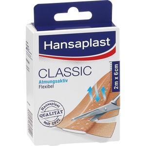 Hansaplast Classic 2mx6cm Preisvergleich