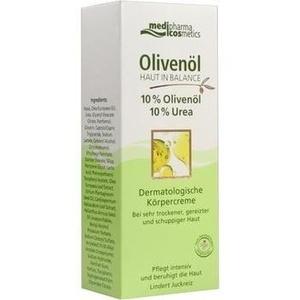 OLIVENOEL HAUT in Balance Koerpercreme 10% Preisvergleich