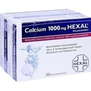 Calcium 1000 Hexal Preisvergleich