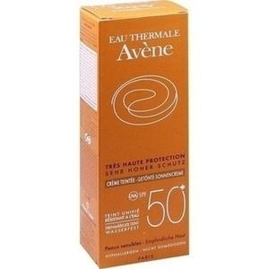 Avene Sunsitive Sonnencreme Spf 50+getoent Preisvergleich
