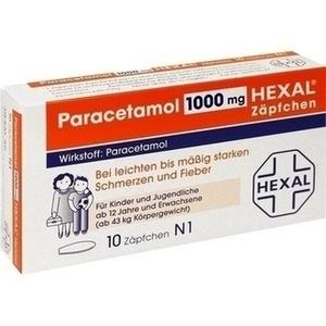 Paracetamol 1000 Hexal Zae Preisvergleich