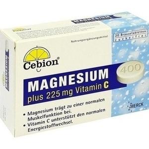 Cebion Plus Magnesium 400 Preisvergleich