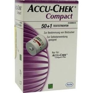 ACCU CHEK Compact Teststreifen Preisvergleich