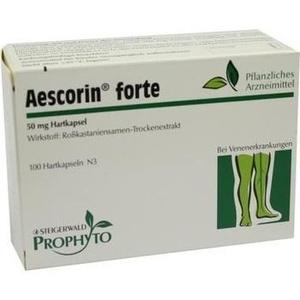 Aescorin Forte Kapseln Preisvergleich