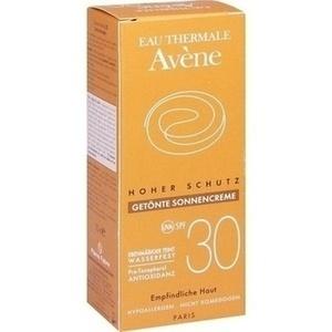 AVENE SunSitive Sonnencreme SPF 30 getönt 50 ml Preisvergleich