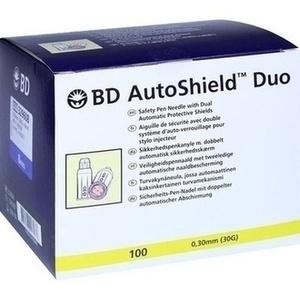 BD AUTOSHIELD Duo Sicherheits Pen Nadel 8 mm Preisvergleich
