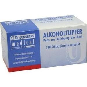 Alkoholtupfer 3x6cm Steril Preisvergleich