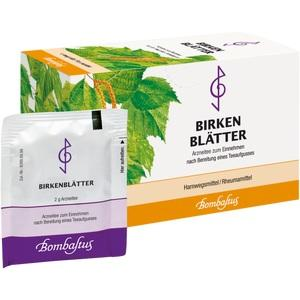 Birkenblaetter Tee Filterbtl. Preisvergleich