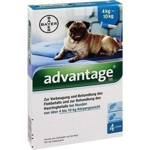 Advantage 100 Loesung F.hunde Pipetten Preisvergleich