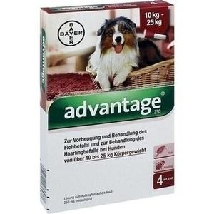 Advantage 250 Loesung F.hunde Pipetten Preisvergleich