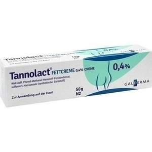 Tannolact Fettcreme Preisvergleich