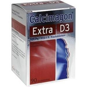 CALCIMAGON Extra D3 Kautabletten Preisvergleich