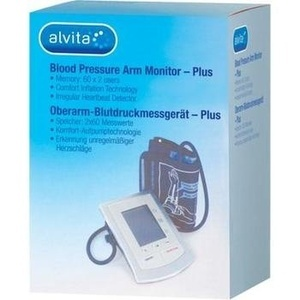 ALVITA Oberarm Blutdruckmessgeraet Plus Preisvergleich