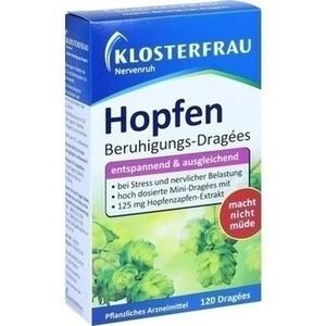 KLOSTERFRAU Hopfen BeruhigungsDragees Nervenruh Preisvergleich